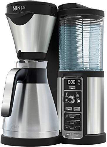 Ninja CF065EU Coffee Bar Auto-iQ con Jarra Térmica