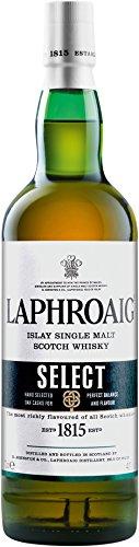 Laphroaig Select Islay Single Malt Scotch Whisky (1 x 0.7 l)