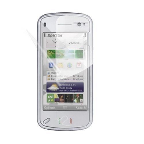 Anti-Glare LCD Screen Protector voor Nokia N97 Screen Protector Anti Glare Lcd