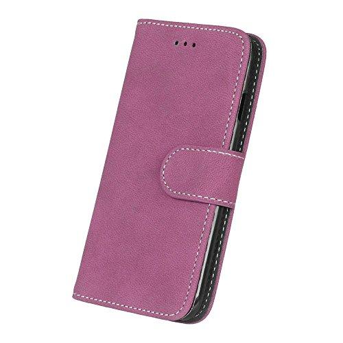 iPhone Case Cover Housse de protection en cuir pleine fleur en cuir PU Housse de portefeuille avec étui pour cartes de vœux pour iPad IPhone 6 6S IPhone6 ( Color : 6 , Size : Apple IPhone 6 6S IPhone6 2