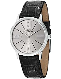 Stuhrling Original Classic Analog Grey Dial Men's Watch - 533.02