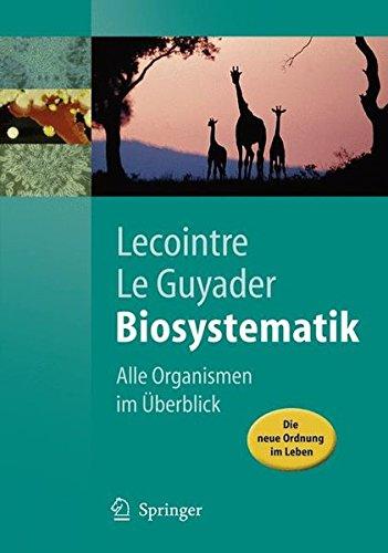 Biosystematik (Springer-Lehrbuch)