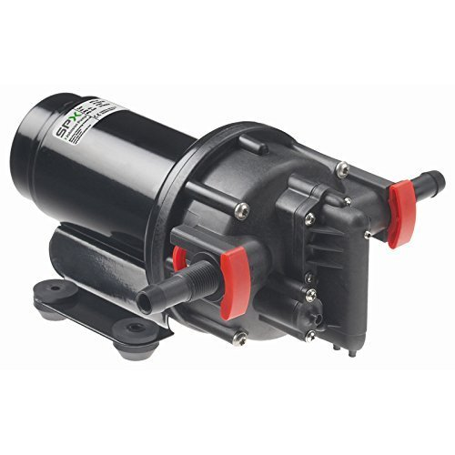 Johnson Pumps 10–13395–103Aqua Jet WPS 3,5Water Pressure Pump, 12V By Johnson Pumps
