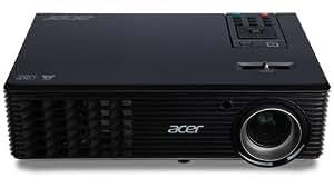 Acer X1263 Vidéoprojecteur Lampe 1024 x 768 Noir