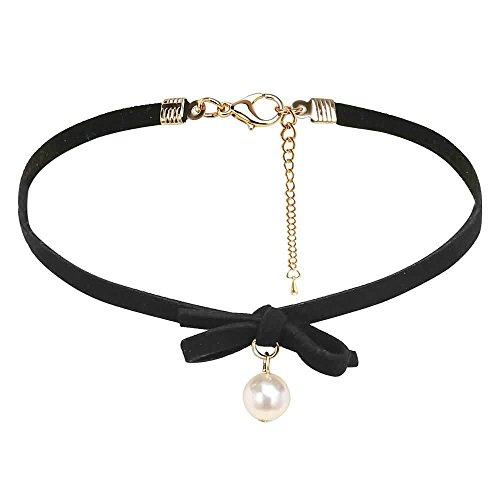 anazoz-ras-du-cou-velours-choker-collier-fantaisie-pendentif-noeud-perle-clavicule-chaine-or-noir-po