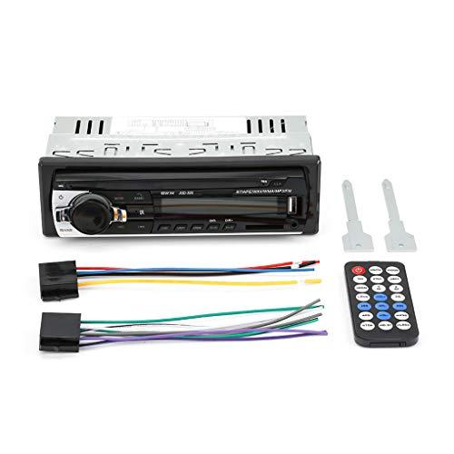 Lorsoul Multimedia-Autoradio Auto-MP3-Player-Unterstützungs-SD-Karte U Disk Auto Bluetooth freihändiger Anruf Multimedia Player JSD-520 - 520 Bluetooth