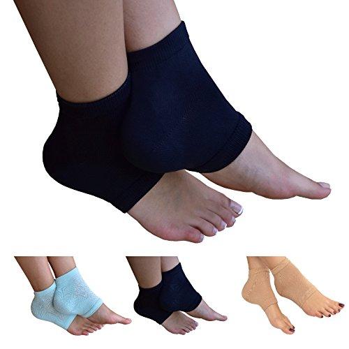 Befeuchtende GEL Spasocken – Verringert Schmerz und absorbiert Stoß – laufen sie wieder bequem! (Schmerzen Sporn In Der Ferse)