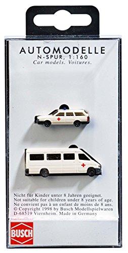 Busch 8343 - VW Passat und Mercedes Sprinter Rotes Kreuz, Fahrzeug