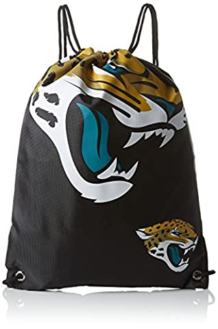 Forever Collectibles NFL Team Sports Bag, 49 cm, Unisex, JACKSONVILLE JAGUARS, 49 cm