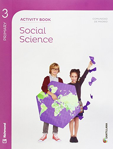 SOCIAL SCIENCE ACTIVITY BOOK - 9788468032757 por Aa.Vv.