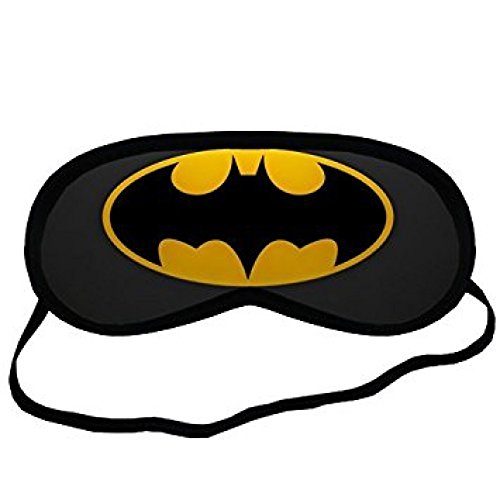 24X7Emall-Black-Batman-Sleep-Mask