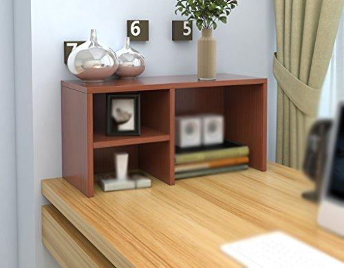 DFHHG® Librería Libro Stand 60 (longitud) * 24 (ancho) * 30 (alto) Cm Blanco Simple Protección Ambiental Librería creativa de la oficina durable ( Color : #4 )
