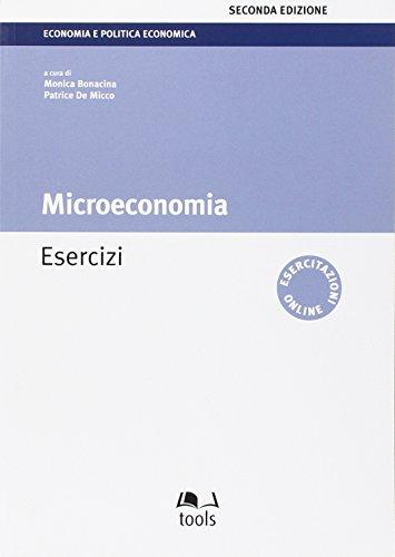 Microeconomia. Esercizi