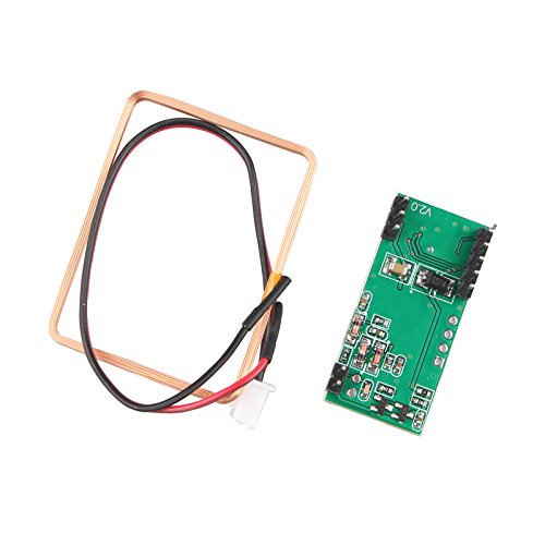 HALJIA RDM6300 125Khz EM4100 Módulo lector tarjeta