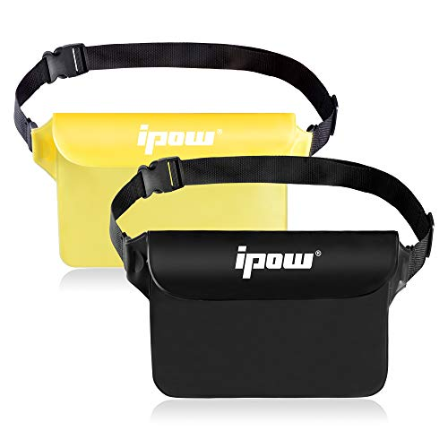 IPOW [2 PCS] - Bolsa Impermeable para iPhone