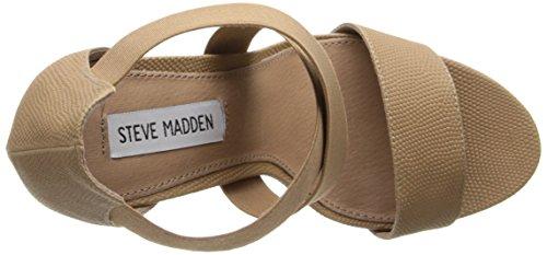 Steve Madden Maarla Toile Sandales Nat Mu