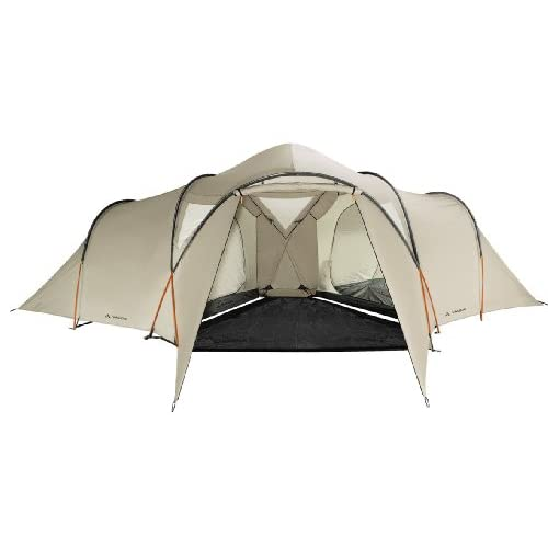 41G%2B8IeYfZL. SS500  - Vaude Badawi Long Tent - 6 Person, Beige