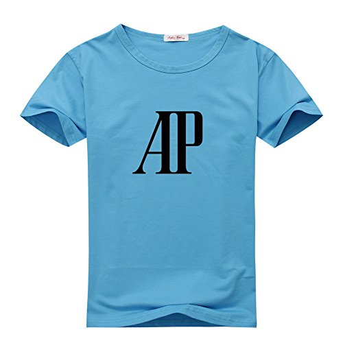 audemars-piguet-logo-ap-for-2016-boys-girls-printed-short-sleeve-tops-t-shirts