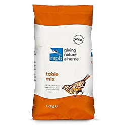 RSBP Table Mix Bird Seed - 1.8kg