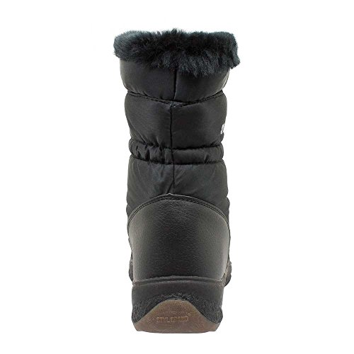 Styl Grand - 3202 - Bottes de neige Femme Noir