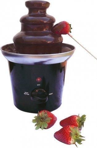 Diner Dinky ~ ~ 23cm Fondue au chocolat (UK plug-joint / européenne adaptateur Voyage requis - non inclus) Instructions en anglais