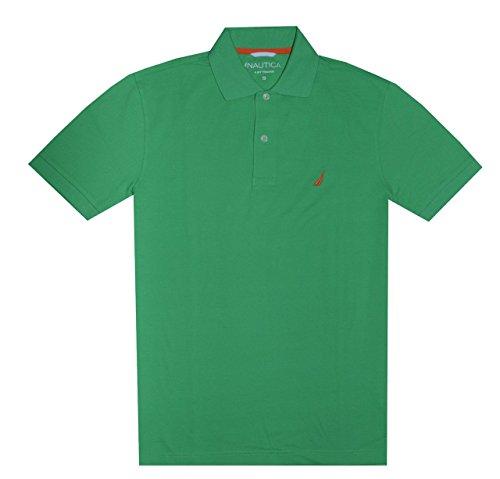 Nautica Herren Poloshirt grün - spring green