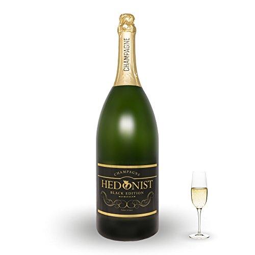 Champagner Hedonist Brut Methusalem 6L-Flasche inkl. Holzkiste