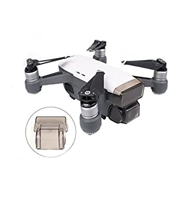 Kingwon Camera Lens Cap Cover and Sensing Screen Protection Cap for Drone DJI Spark Gimbal Accessories