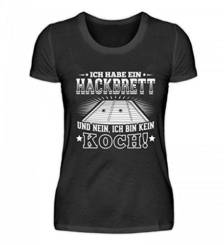 Chorchester Hochwertiges Damenshirt - Hackbrett Fans Aufgepasst!
