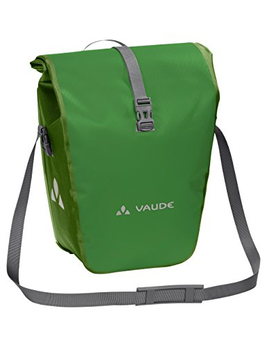 VAUDE Aqua Back Single Hinterradtasche, Parrot Green, 37 x 33 x 19 cm