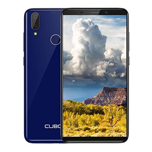 CUBOT J7 (2019) Smartphone Libres 3G,OTA Face Unlock Huella Digital Android 9.0...