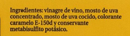 Borges - Vinagre Balsámico de Módena I.G.P., Macerado en Barricas de Roble - Botella de Vidrio de 500 Mililitros.