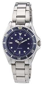 Time Piece Damen-Armbanduhr XS Sporty Analog Quarz Edelstahl TPLA-30175-34M