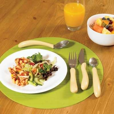 caring-cutlery-easy-grip-contoured-built-up-thick-handled-cutlery-black-fork