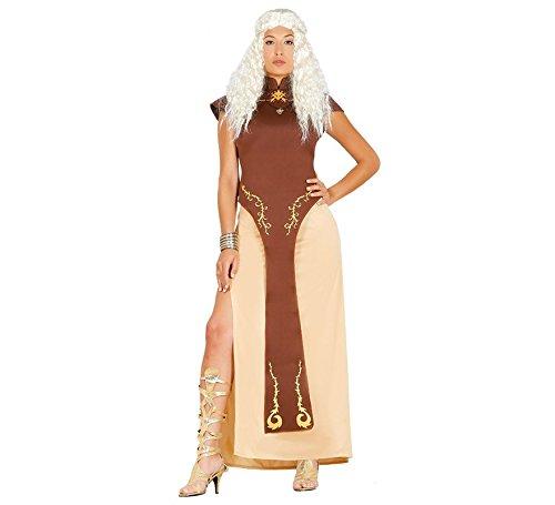 Guirca 84617 - Reina Dragón Adulta Talla M 38-40