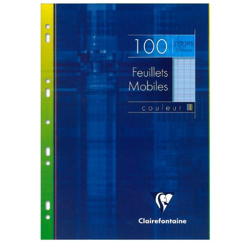 clairefontaine-loose-sheets-blue-s-case-21-x-297-cm-100-pages-seyes-ruled