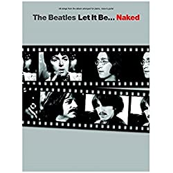 The Beatles: Let It Be... Naked (PVG). Partitions pour Piano, Chant et Guitare(Boîtes d'Accord)