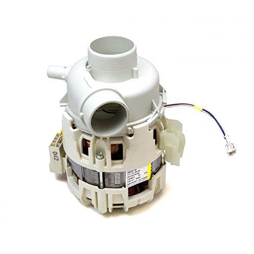 daniplus Umwälzpumpe, Motor Pumpe Passend für AEG Electrolux Spülmaschine Geschirrspüler - Nr.: 1113196008 (Wasser-zuleitung Für Geschirrspüler)