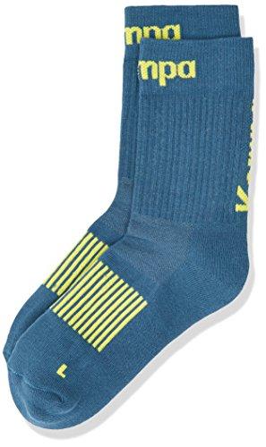 Kempa Logo Classic Socken Bekleidung Teamsport, Petrol/Limonengelb, 36-40 Preisvergleich
