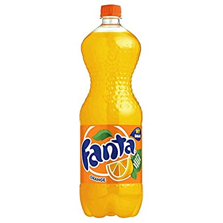 Fanta Orange 1 5L lot de 12