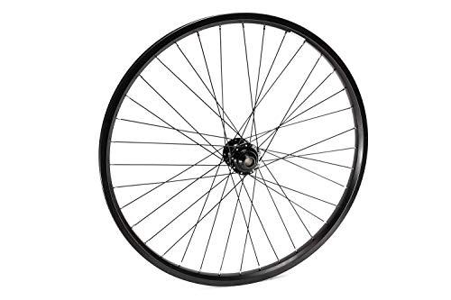 """Ryde 26\"""" Zoll Fahrrad Vorderrad  Andra 40 Disc Felge 20mm Achse Dirt Downhill"""