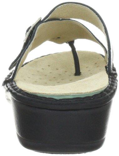 Hans Herrmann Collection 022769-10, Chaussures femme Noir (schwarz)