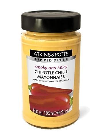 Atkins & Potts - Chipotle Chilli Mayonnaise -
