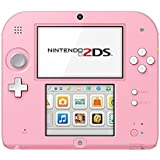 Console Nintendo 2DS - rose & blanc