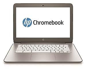 "HP Chromebook 14-ak005nf 2.16GHz N2840 14"" 1366 x 768Pixel Argento, Bianco Chromebook"