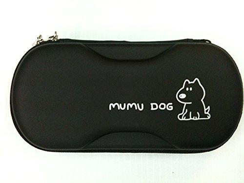 Carry Case Psp 2000 3000 Mumu Dog Black
