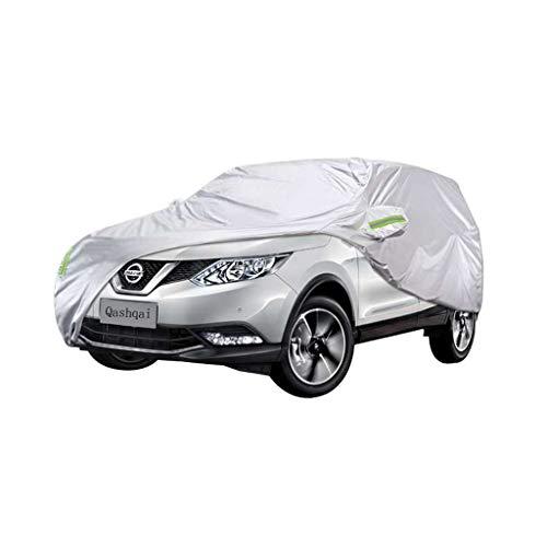 Autoabdeckung Auto Abdeckung SUV Nissan Qashqai Spezielle Auto Abdeckung Dicke Oxford Tuch Sonnenschutz Regen Und Staubschutz Auto Abdeckung Kleidung (größe : 2017)