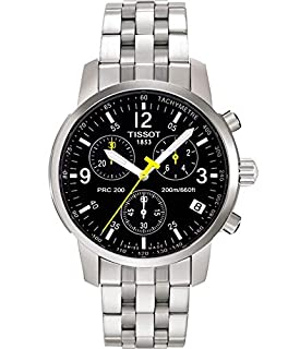 Tissot T17158652 Gents Watch PRC200 Chronograph Quartz (B000L3CHC0) | Amazon price tracker / tracking, Amazon price history charts, Amazon price watches, Amazon price drop alerts