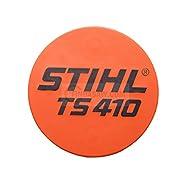 Genuine Stihl TS410 BADGE MODEL PLATE 4238 967 1500