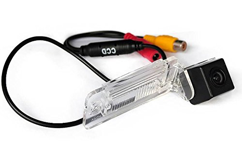 Caméra de recul et feu de plaque Dynavin - Pour A3 et A4